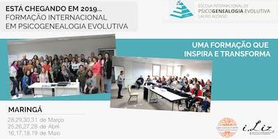 Formação Internacional em Psicogenealogia Evolutiva - Maringá