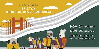 2018 SF Etsy Indie Holiday Emporium