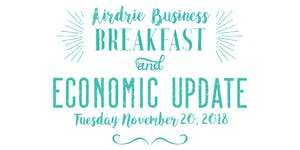 2018 Airdrie Business Breakfast and Economic Update
