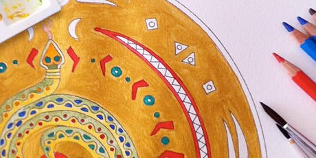 Workshops Mandala-Malen & Meditation: Entdecke die Heilkraft der Mandalas! Tickets