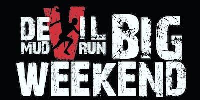 Devil Mud Run BIG WEEKEND Sunday