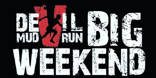 Devil Mud Run BIG WEEKEND Sunday 5k