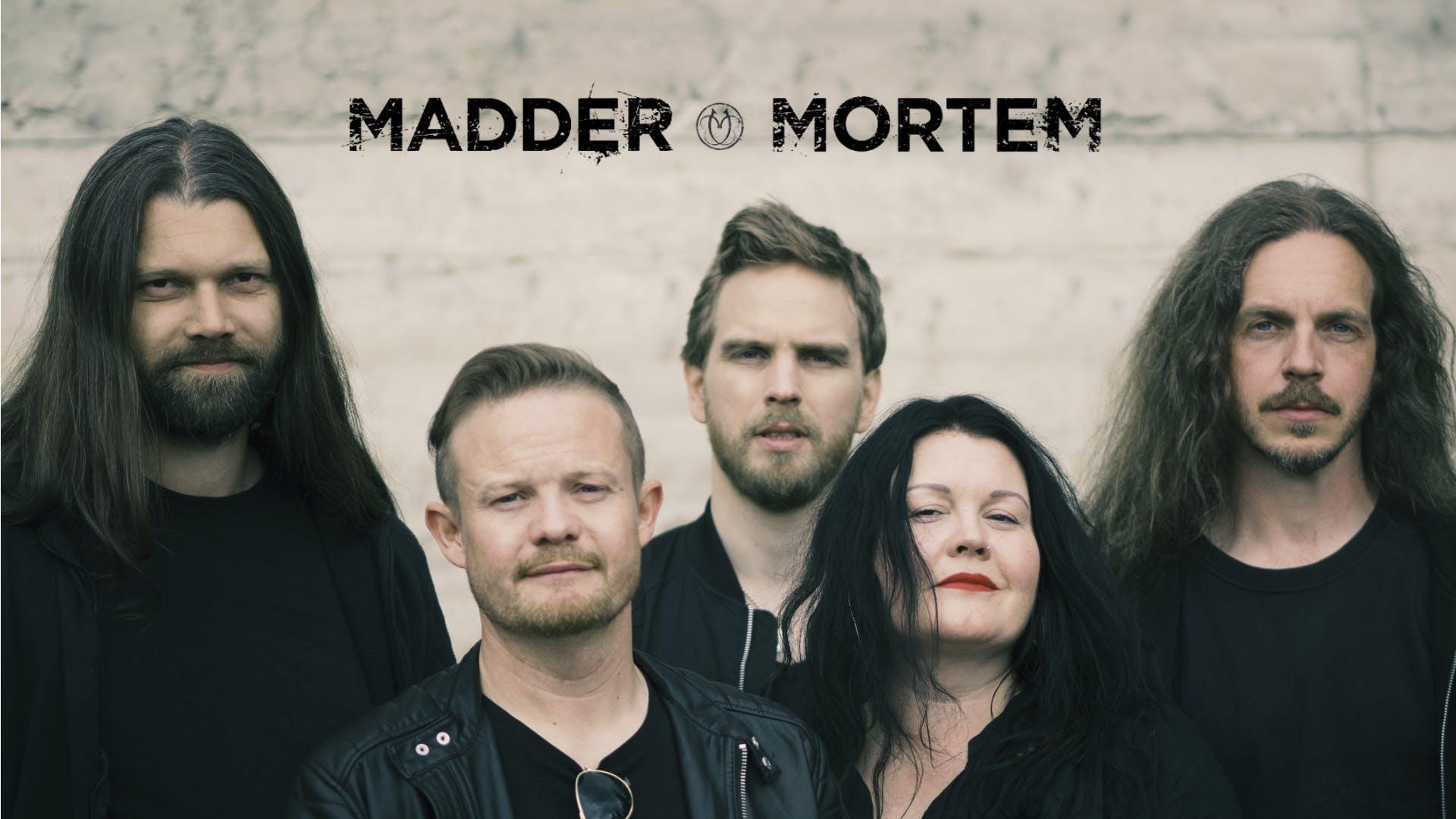 Madder Mortem - Metaprism - Distormed