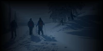 Schweitzer Moonlight Snowshoe Hikes 2018-19: THREE dates to choose from!