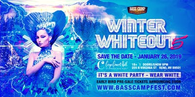 Winter Whiteout 5 at Cargo Concert Hall