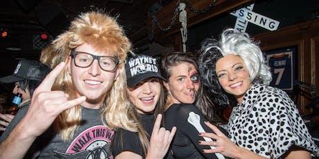 V1 - 2019 Dallas Halloween Bar Crawl (Saturday)  tickets