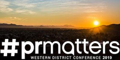 2019 PRSA Western District Conference