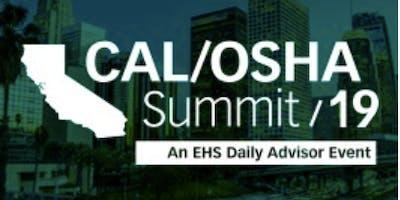 Cal/OSHA Summit 2019 (BLR)