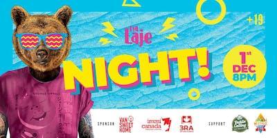 Na Laje - Night!