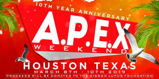 APEX Caribbean Party 10th Edition