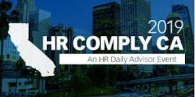 HR Comply California 2019 (BLR)