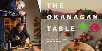 Monday Supper Series with Chef Rod Butters and The Okanagan Table cookbook
