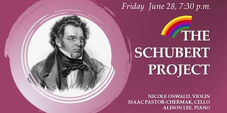 The Schubert Project tickets
