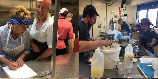 Cheese Making Workshop - Hervey Bay morning