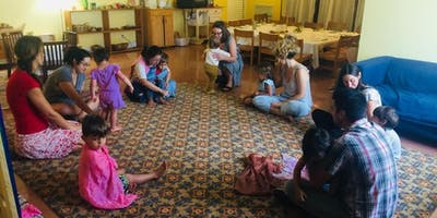 Sweet Pea Parent and Child Program - Winter Session (6 classes)
