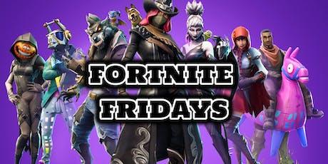 Fortnite Friday Tournament  tickets