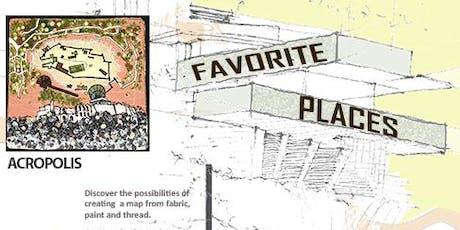 Workshop: Favourite Places  tickets
