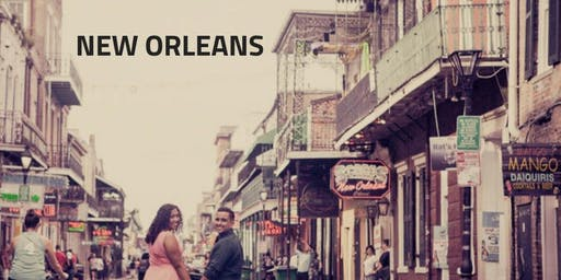 Couples Getaway: New Orleans