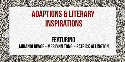 S17 // ADAPTIONS AND LITERARY INSPIRATIONS // 6 DEC APWT18