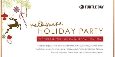 Kalikimaka Holiday Party