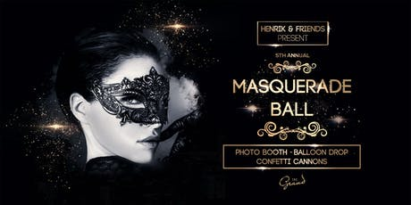 5th Annual Masquerade Ball  tickets