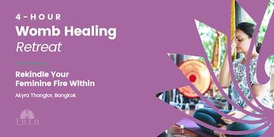 4-Hour Womb Healing Retreat