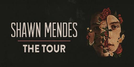 Shawn Mendes The Tour Ticket
