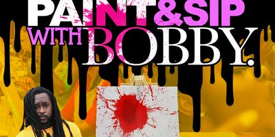 Paint & Sip with Bobby @ Brick & Spoon