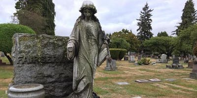 Atlas Obscura Society Seattle: Lake View Cemetery Walking Tour