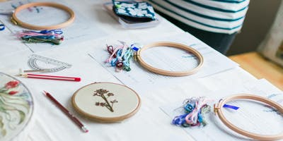 Beginners Course in Hand Embroidery |12 Week Programme