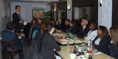 Dîner du 5 avril 2019 : journalisme et communication politique en francophonie