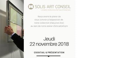 Vernissage Solis Art Conseil