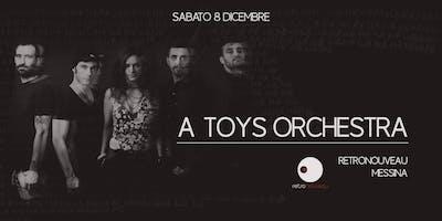 A TOYS ORCHESTRA live at Retronouveau