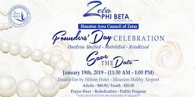 HACZ: Founders' Day Celebration