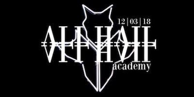 HAIDES presents ALLHAIL|academy: JULIUSCVESAR