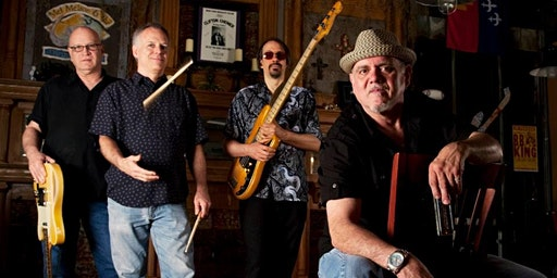 An Evening with Mel Melton & The Wicked Mojos