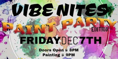 Cabana Vibes Night Paint Party Edition