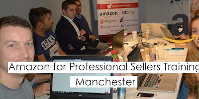 Amazon for Professional Sellers Training Couse - Manchester
