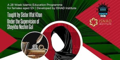 Girls Islamic Studies - Foundations of Faith (Girls 12-15)