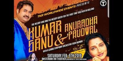 Kumar Sanu & Anuradha Paudwal Live in Concert with Symphony Orchestra