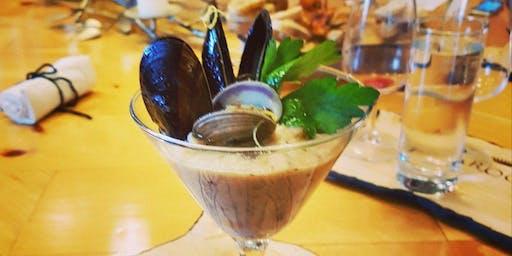Neapolitan Five-course Tasting Menu Workshop