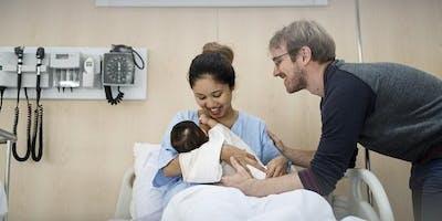Childbirth Preparation Series, Thursdays 1/10/19 - 1/31/19
