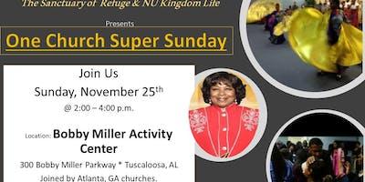 One Church Super Sunday