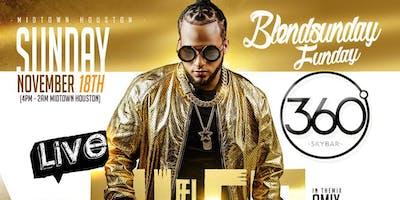 El Alfa in Concert @ 360 Sunday Funday
