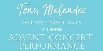 Tony Melendez Advent Concert
