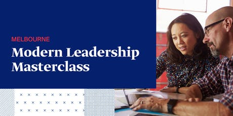 Modern Leadership Masterclass tickets
