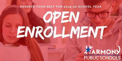 2019-20 Open Enrollment Harmony Science Academy Dallas