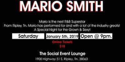 Mario Smith live in Concert!