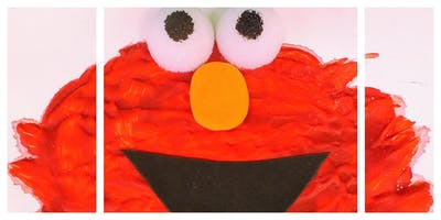 Elmo's World Workshop (3-6 Years)