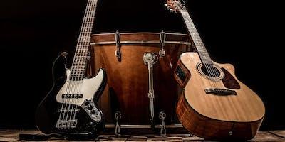 2019 Rockford Guitar & Drum Show Vendor Registration